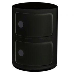 Szafka COMBI 2 czarna