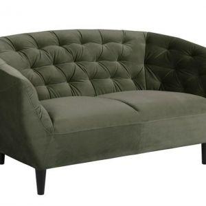 ACTONA sofa RIA  - butelkowa zieleń