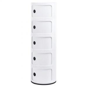 Szafka COMBI 5 biała