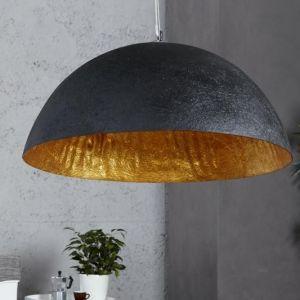 INVICTA lampa wisząca GLOW 50 czarny - złoty