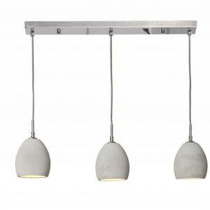 INVICTA lampa wisząca CEMENT 3 beton