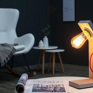 INVICTA Lampa biurkowa CEMENT 30