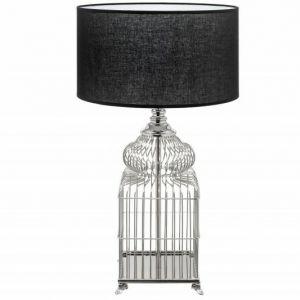 INVICTA lampa wisząca CAGE 68  - czarny