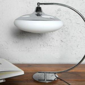 INVICTA lampa biurkowa LUNA LOGO