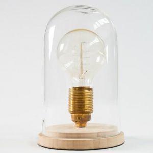 INVICTA lampa biurkowa EDISON RETRO