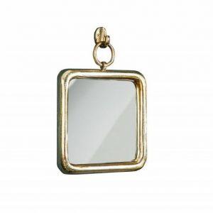 INVICTA lustro wiszące PORTRET 28 cm  złote