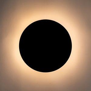 Kinkiet SHADOW SUN - metal